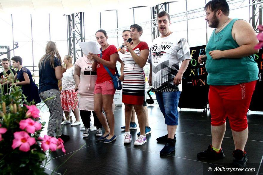 Wałbrzych: Festiwal Piosenki Osób z Niepełnosprawnościami