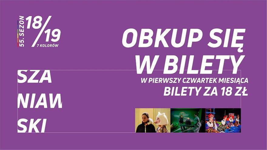 Wałbrzych: Szaniawski zaprasza na najzabawniejszy czerwiec od lat