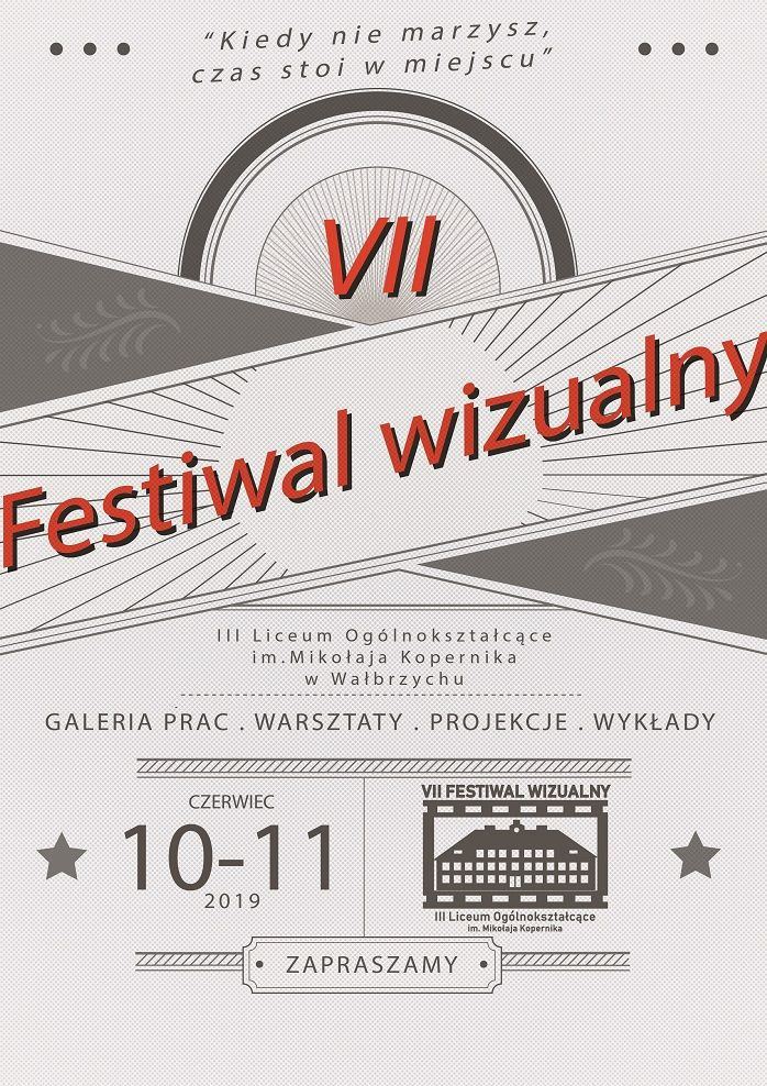 Wałbrzych: VII Festiwal Wizualny już za kilka dni