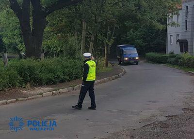 Wałbrzych/powiat wałbrzyski: Czwartkowe działania policjantów ruchu drogowego z jednym kierującym znajdującym się pod wpływem alkoholu