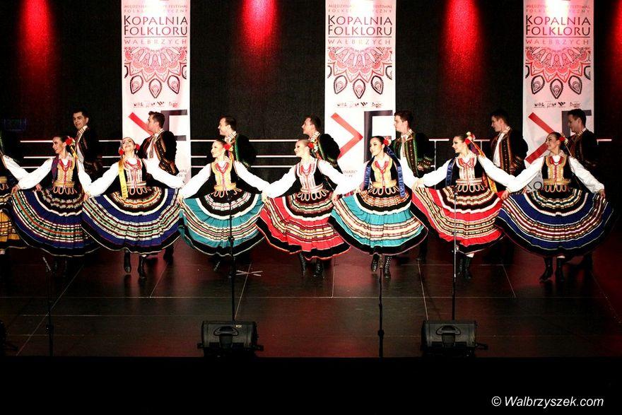Wałbrzych: Kopalnia Folkloru po raz trzeci