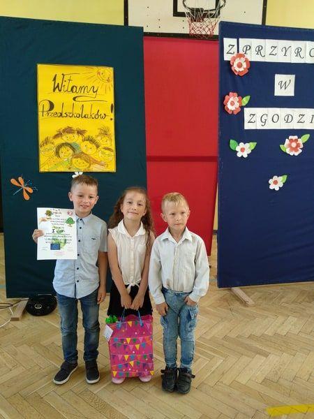 REGION, Kowalowa: Sukces przedszkolaków z Kowalowej