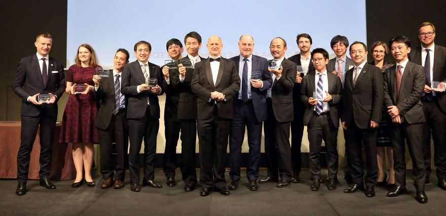 Wałbrzych: Toyota nagrodzona