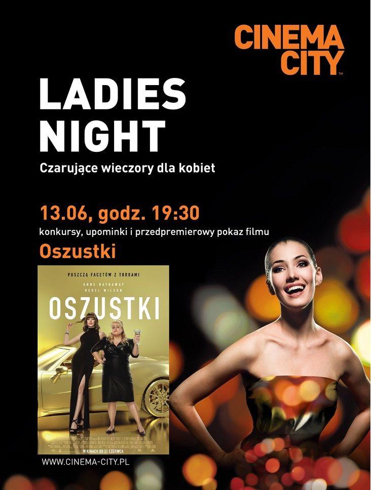Wałbrzych: Ladies Night – wejściówki do wygrania!