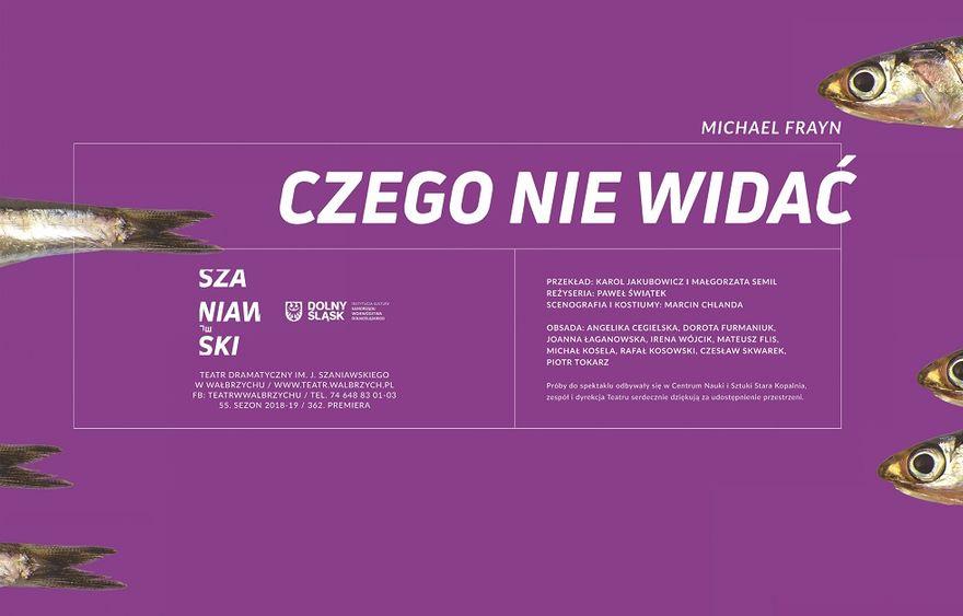 Wałbrzych: Premiera u Szaniawskiego