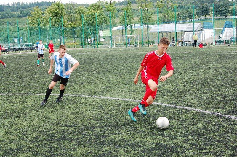 Wałbrzych: Coraz wyższe umiejętności piłkarskie uczestników Dolnośląskiej Ligi Piłki Nożnej Placówek Resocjalizacyjnych