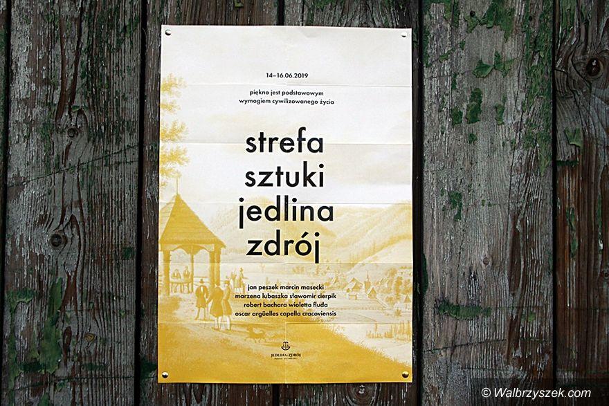 REGION, Jedlina-Zdrój: Strefa Sztuki – dzień pierwszy