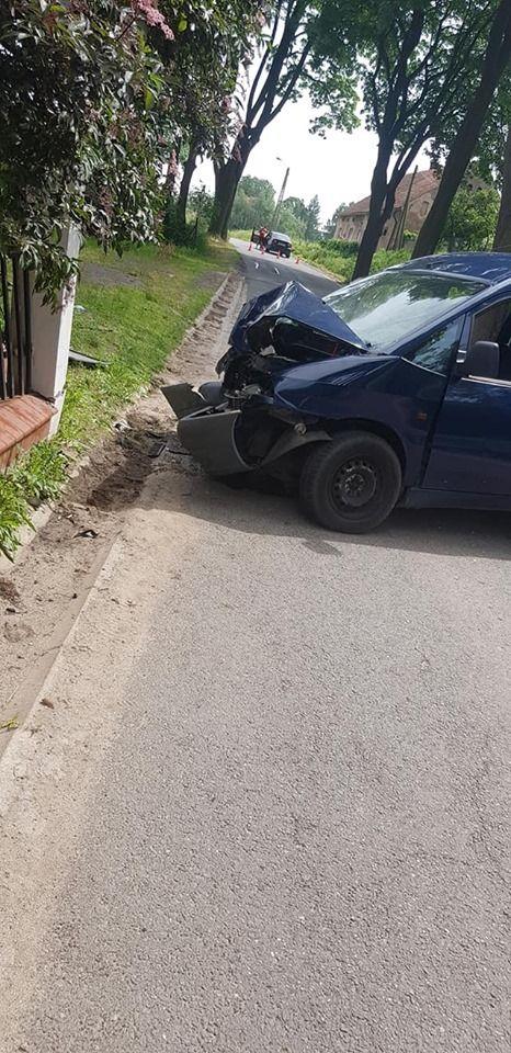REGION, Grzędy: Poważny wypadek komunikacyjny w Grzędach