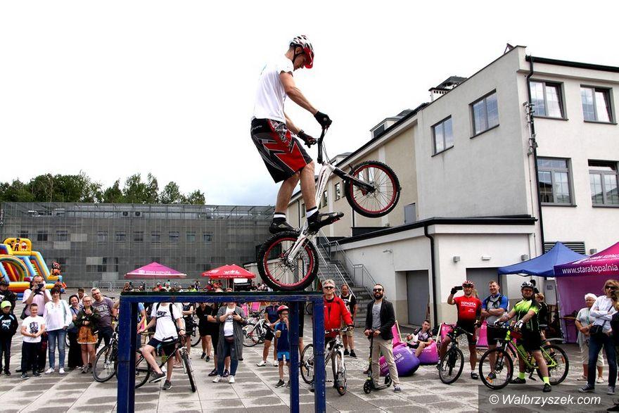 Wałbrzych: Rowerowy Lata Start