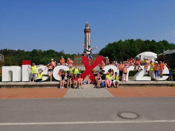 REGION, Kowalowa: Uczniowie z Kowalowej wypoczywali