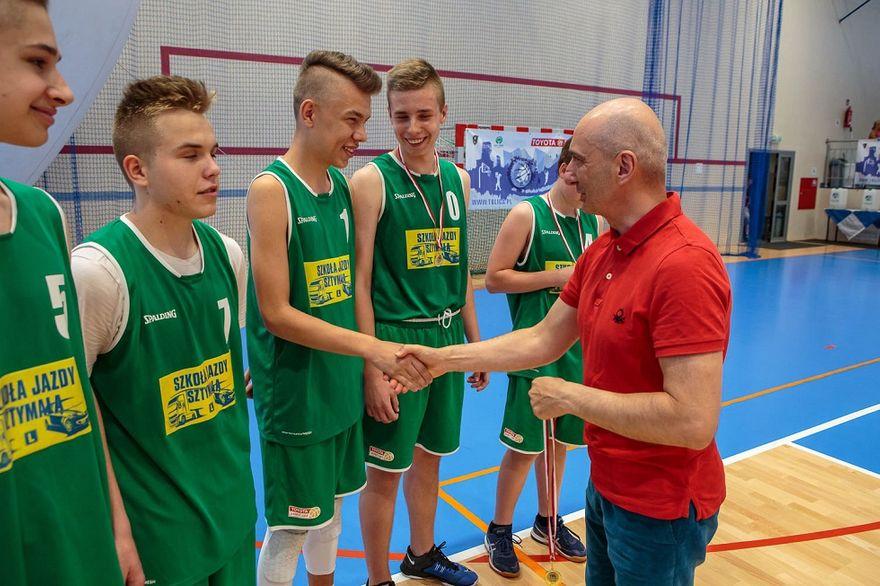Wałbrzych: Finał Toyota Basket Ligi
