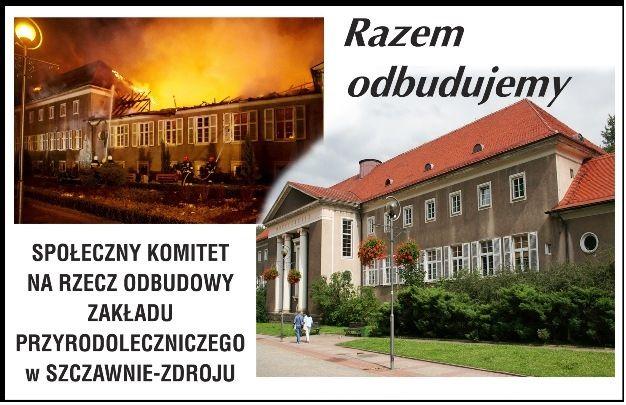 REGION, Szczawno-Zdrój: Społeczność włącza się w odbudowę ZPL–u