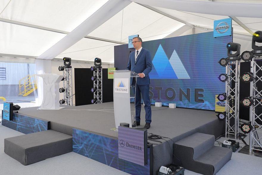 Wałbrzych: Tristone rozpoczęło budowę