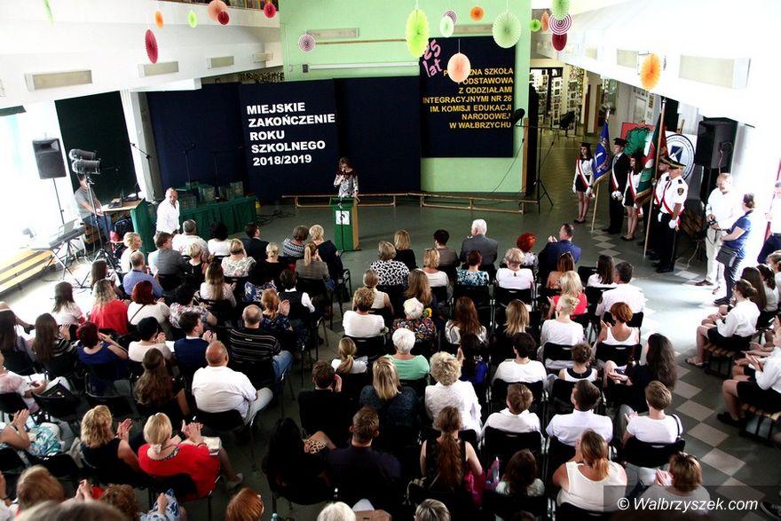 Wałbrzych: Zakończenie Roku Szkolnego