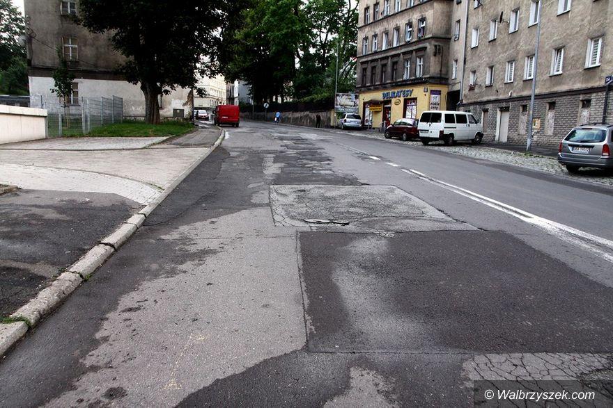 Wałbrzych: Dziurawy Sobięcin