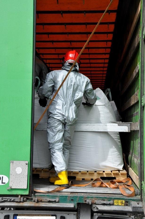 REGION, Boguszów-Gorce: Kara za zbieranie odpadów