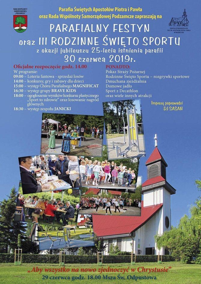 Wałbrzych: Festyn na Podzamczu