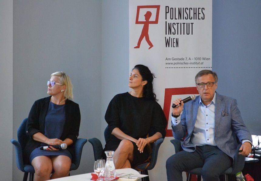 Wałbrzych/Europa: Książ w Wiedniu