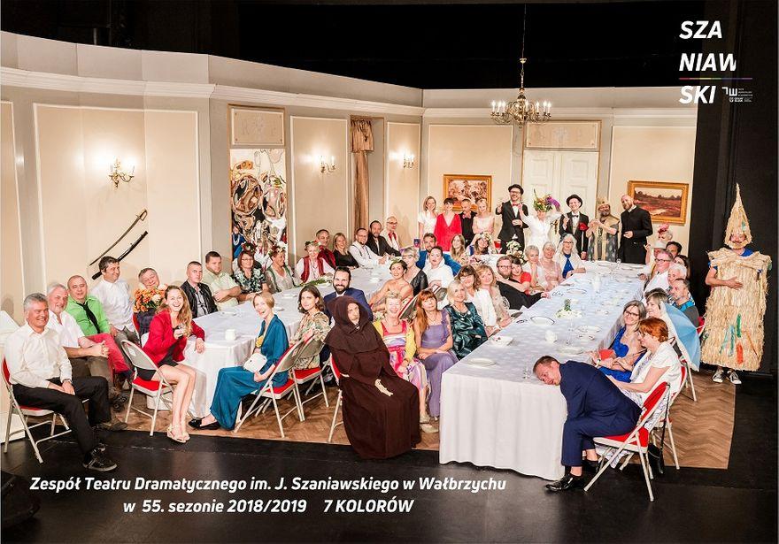 Wałbrzych: Teatr po sezonie