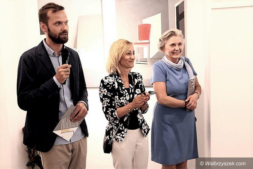 Wałbrzych: Wystawa ZPAP