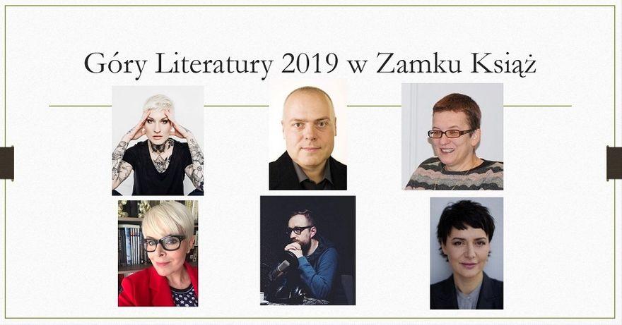 Wałbrzych: Góry Literatury