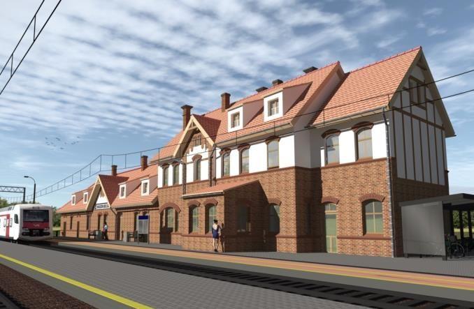 REGION, Boguszów-Gorce: Dworzec do przebudowy