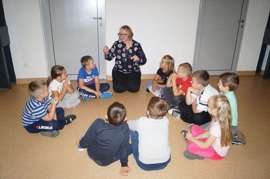REGION, Boguszów-Gorce: Wesołe zajęcia