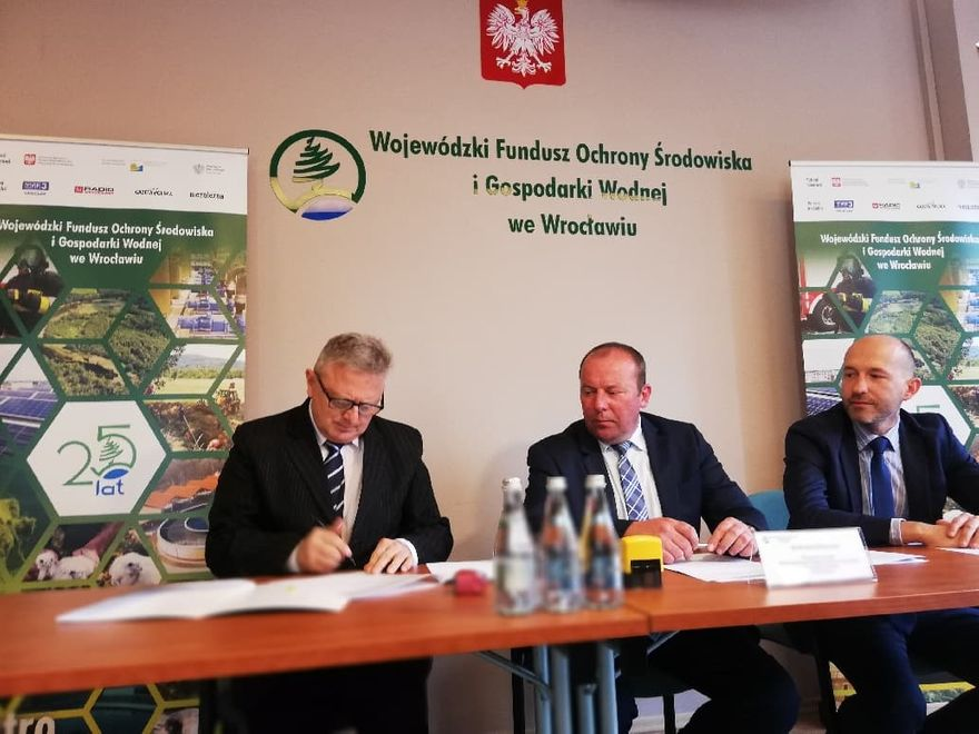 REGION, Szczawno-Zdrój: Jest porozumienie