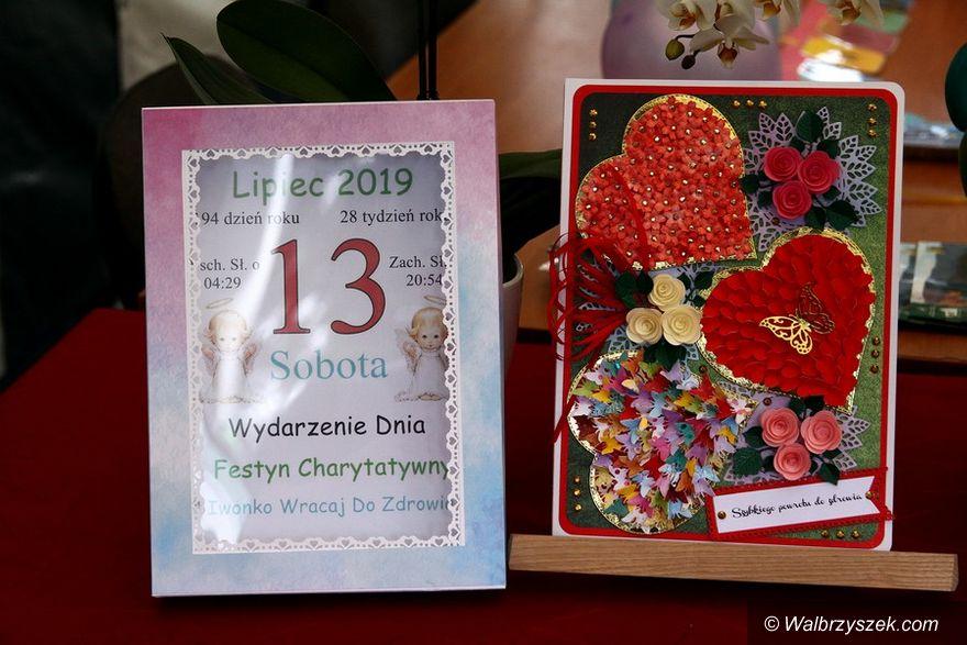 REGION, Walim: Festyn charytatywny
