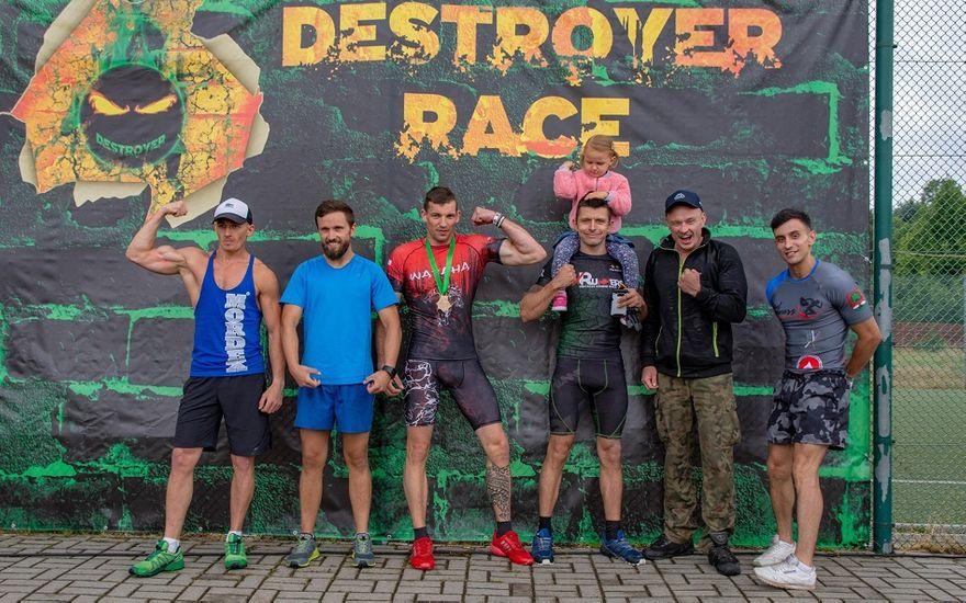 Mieroszów: Destroyer Race