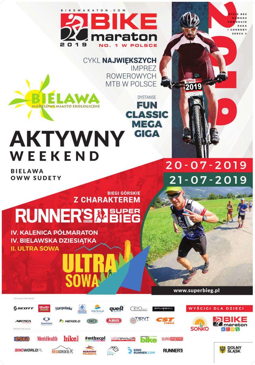 REGION: Bike Maraton w Górach Sowich