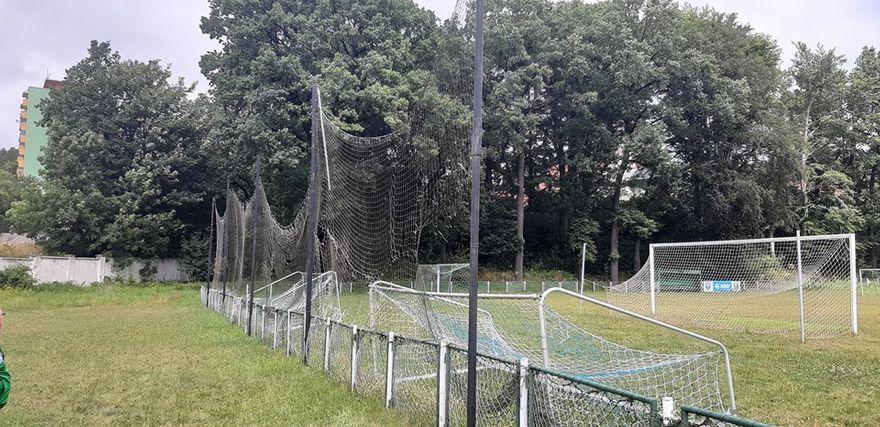 Wałbrzych: Stadionowe inwestycje