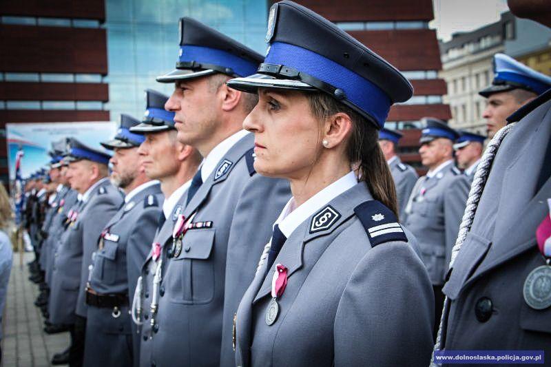 Wałbrzych/REGION: Wyróżnieni policjanci