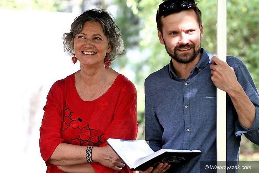 Wałbrzych: Spotkanie autorskie z Joanną Stogą
