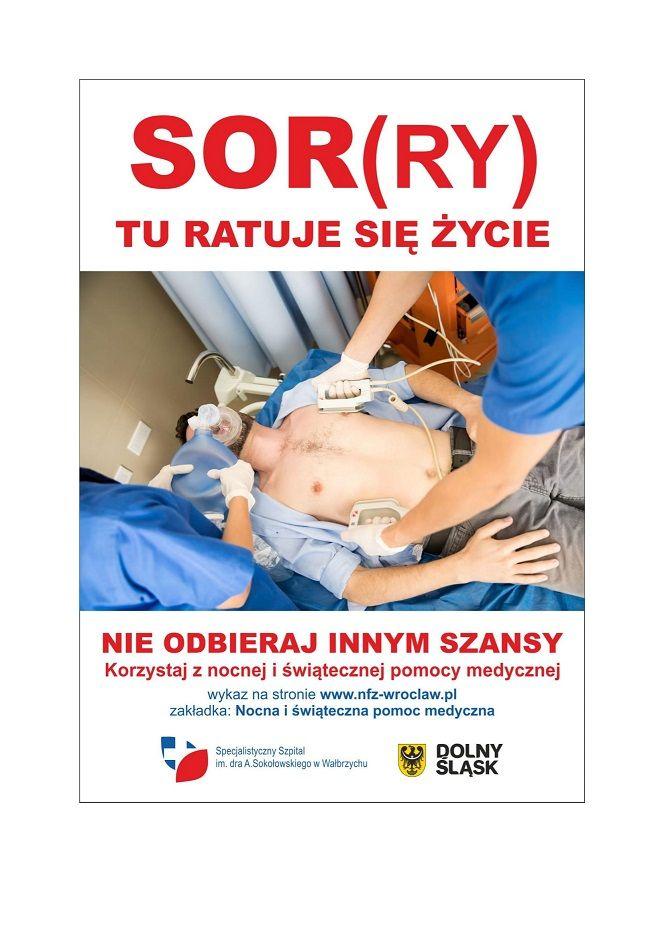 Wałbrzych: Tu ratują życie