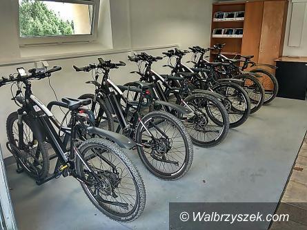 REGION, Szczawno-Zdrój: Tężnia solankowa zamiast rowerów