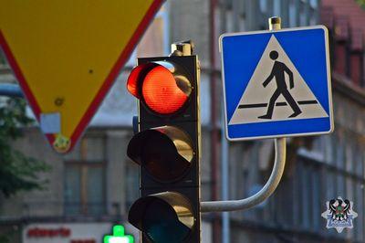 Wałbrzych/powiat wałbrzyski: Kontrolowali skrzyżowania