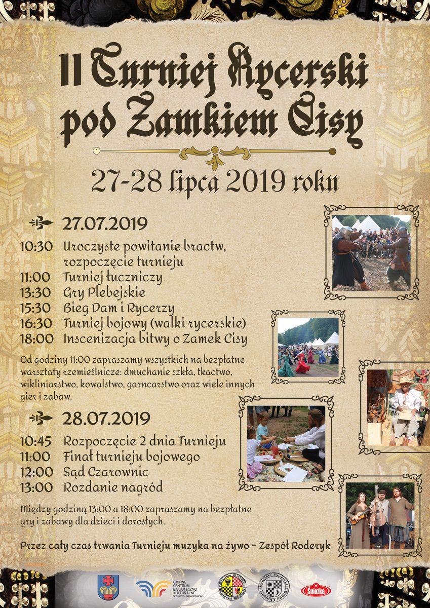 REGION, Cieszów: Bitwa o Zamek