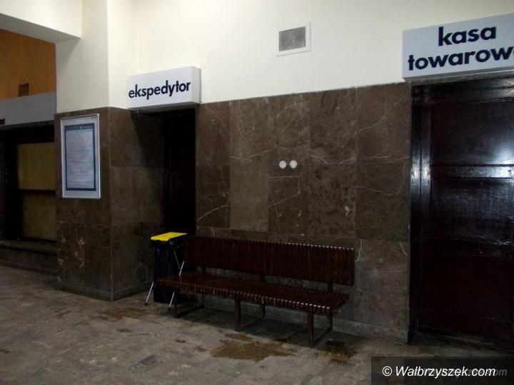 Wałbrzych: Dworzec Wałbrzych Główny idzie do remontu