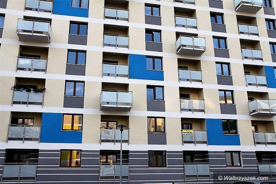 Wałbrzych: Mieszkania są – chętnych wciąż brakuje