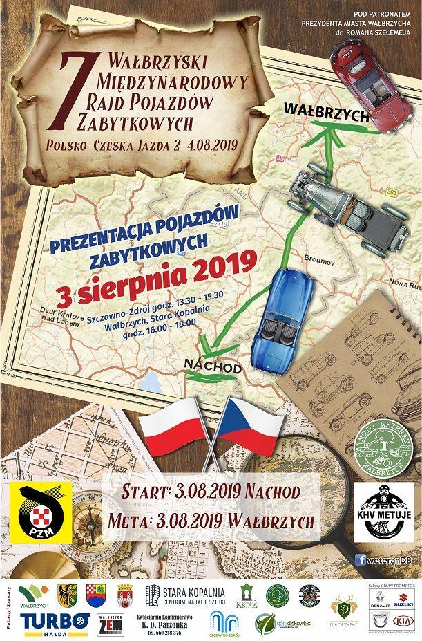 REGION, Szczawno-Zdrój: Zabytkowe pojazdy