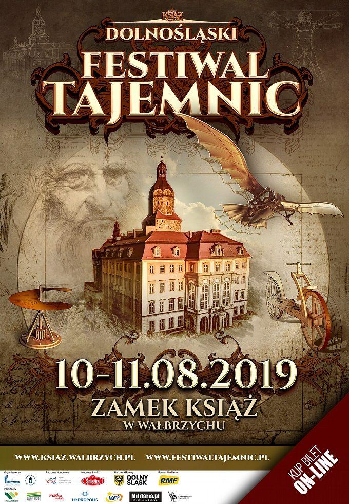 Wałbrzych: Festiwal Tajemnic
