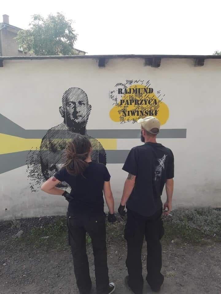 REGION, Boguszów-Gorce: Wyjątkowy mural
