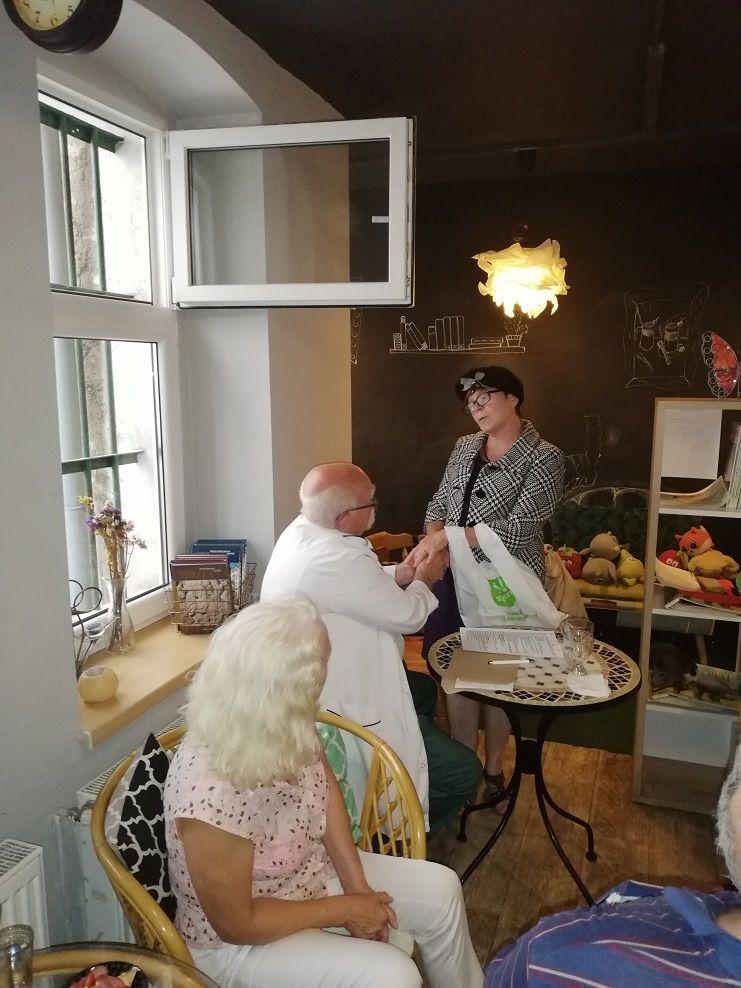 Wałbrzych: Kabaret dla seniorów