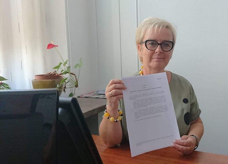 Wałbrzych/REGION: Katarzyna Mrzygłocka kandyduje do Senatu