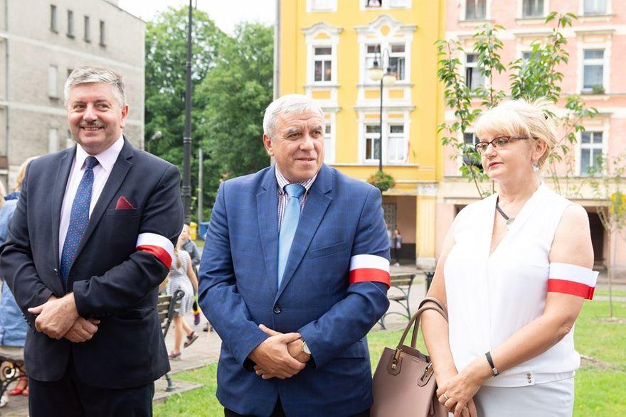 REGION, Mieroszów: Hołd bohaterom