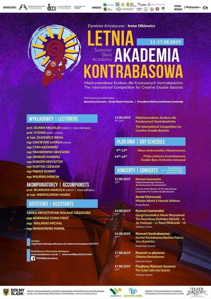 REGION, Szczawno-Zdrój: Kontrabasowy sierpień