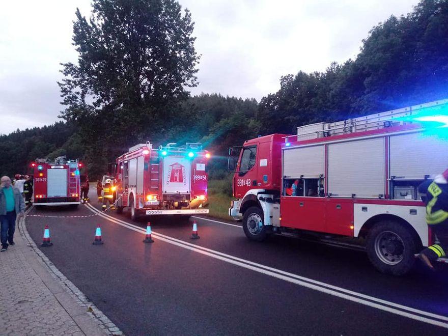 REGION, Gmina Mieroszów: Czołówka w Golińsku