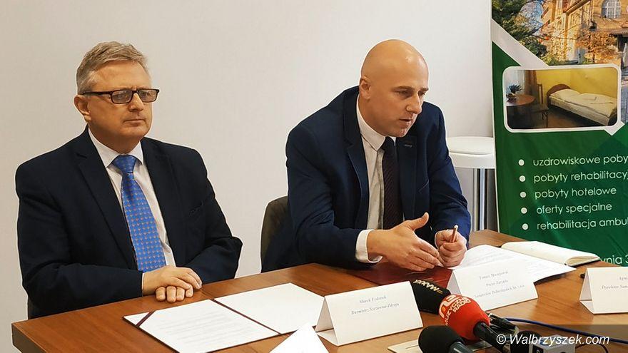 REGION, Szczawno-Zdrój: Ważne porozumienie