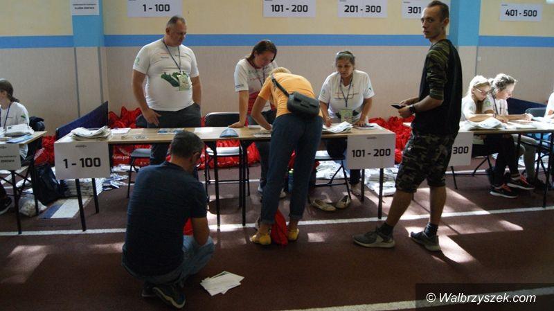 Wałbrzych: W oczekiwaniu na start